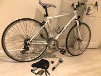 Great Road bike £80 plus free kit