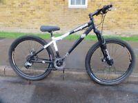 Mongoose Fireball.... Dirt Jump Bike
