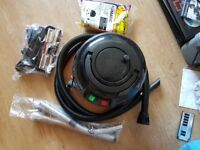 henry Vacuum Cleaner 1 speed new 3 Metre Hose new Brushes new Rods Tool Kit 10 Bag