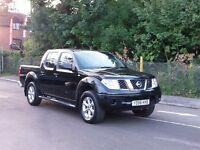 Nissan Navara 2.5 dCi SE 4dr pick up,,,,,,,,£4995 ono