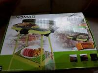 Electric barbecue 2 in 1