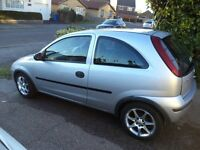 For Sale Vauxhall Corsa 1.4 Petrol