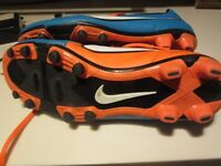 mens nike tiempo football boots uk7
