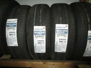 P2256517 KUMHO ALL SEASON INSTALLED AND BALANCED BRAND NEW