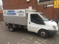 CITY RUBBISH CLEARANCE FULLY -LICENCED. & INSURED WAIT & LOAD SERVICE 07930873979
