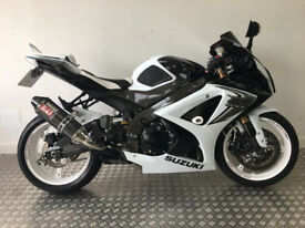 Suzuki GSXR 1000 K8 (Big list of extras inc full Yoshi exhaust)