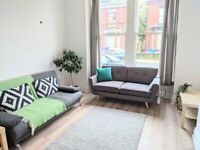 1 bed ground floor furnished flat near Sefton Park & Lark Lane. Recently renovated