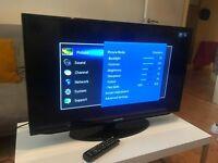 "Samsung Series 5 UE32EH5000K 32"" 1080p HD LED Television TV"
