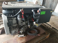 Brand New Yanmar 6 cylinder TD Boat Engine