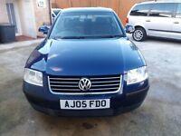 2005 Volkswagen Passat 1.9 TDI PD Trendline