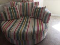 Next swivel chair (2 seats)