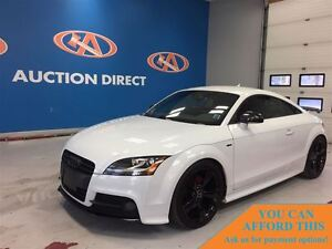2013 Audi TT 2.0T, S-LINE!   LEATHER, NAV, BLUETOOTH! FINANCE N