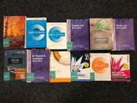 Law Textbooks for Sale!