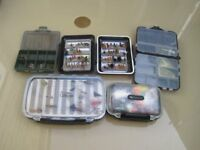 fly fishing boxes