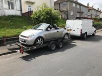 Scrap cars vans 4x4 wanted 07794523511
