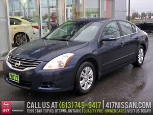 2012 Nissan Altima 2.5SL | Leather, Sunroof, Bose