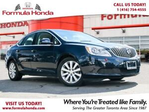 2016 Buick Verano BLUETOOTH | FUEL EFFICIENT | FORMULA HONDA