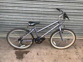 "Girls 24"" Wheel Bike. Serviced. Free Lock, Lights, Delivery."