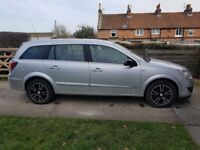 2007 Astra Design Estate, MOT Until 6th March 2019