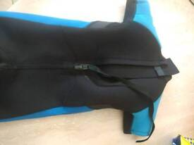 Wetsuit for 3 yr old.