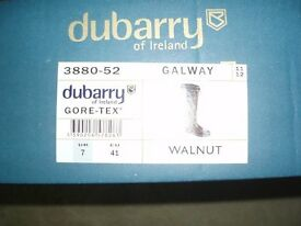 Dubarry of Ireland Galway Boots - BRAND NEW