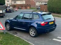 BMW X3 se automatic recent service