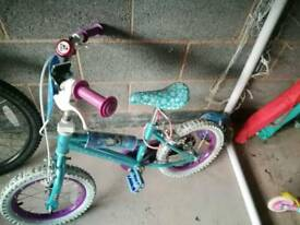 Cild bicycle