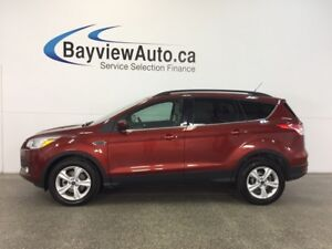 2014 Ford ESCAPE SE- ECOBOOST|HTD STS|REV CAM|SYNC!