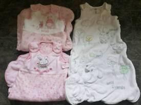 7 Baby Sleeping Bags 0-6 Months