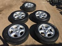 Land Rover Freelander wheels and tyres 16""