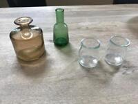 Vintage vase for sale 4 piece
