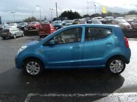 2010 60 SUZUKI ALTO 1.0 SZ4 5D AUTO 68 BHP**** GUARANTEED FINANCE **** PART EX WELCOME ****