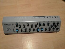 Sherman Filterbank 2 - GREAT CONDITION - amazing analogue filter and distortion