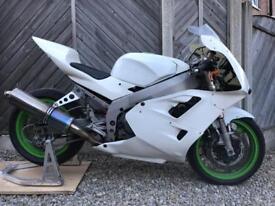 Kawasaki ZXR400L 1999 Race Bike with V5
