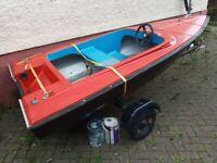 11 speedboat