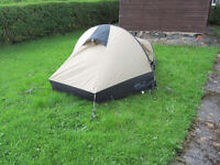 JACK WOLFSKIN SOLO 1 PERSON Backpacking Tent