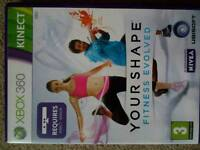 Xbox fitness games kinect