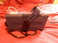 Fog Machine, as new used once