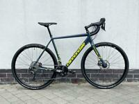 Cyclocros gravel Cannondale caadx 22 speed Ultegra disc