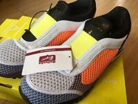 Onitsuka Tiger x Andrea Pompilio Trainers - Orange purple Brand new in box