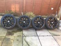"""Astra VXR 19"""" Alloy Genuine Wheels 5x110"""