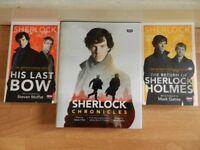 Sherlock Holmes Book Bundle