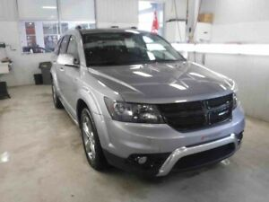 2016 DODGE JOURNEY AWD CROSSROAD