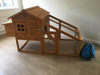 Brand new chicken coop/hen house never used!!!