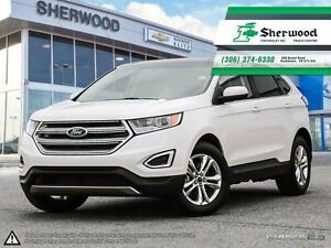 2017 Ford Edge SEL AWD V6 Leather/Roof/NAV