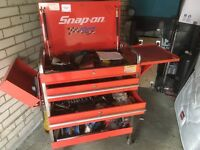 Snap on Tool Chest Trolley
