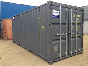 Shipping Containers for SALE ex Newcastle from $1760 inc GST Newcastle Newcastle Area Preview