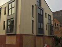 1 bed studio flat/apartment, new build, close to transport,train station,all amenaties, Stockport Rd