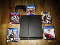 Ps4 500gb bundle £170