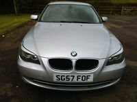 BMW 5 Series 520 S.E E-60 FACELIFT MODEL WITH £ 4 k OPTIONAL EXTRAS